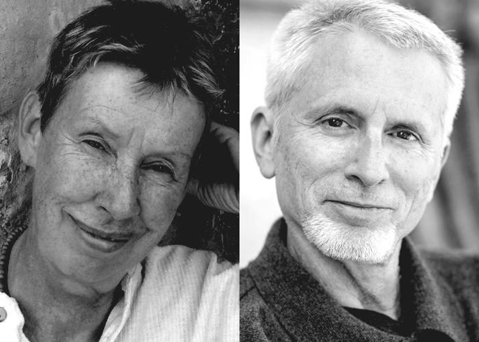 Doris Lässer Stillwater and Michael Stillwater